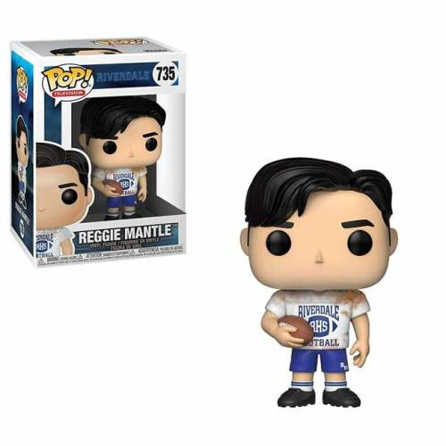 Funko Pop Reggie Mantle Riverdale 753