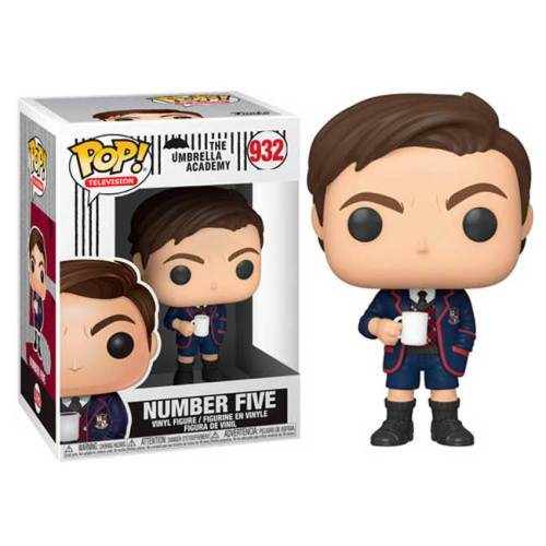 Funko Pop The Umbrella Academy Number Five 932