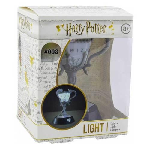 Lampada Coppa Tre Maghi Harry Potter