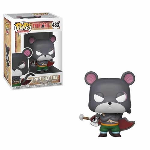 Pantherlily Funko Pop Fairy Tail 483