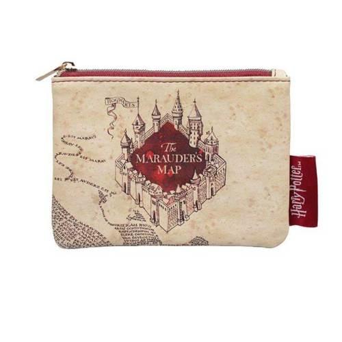 Portamonete Mappa del Malandrino 12cm Harry Potter
