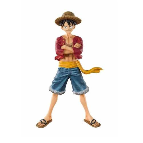 Monkey D Luffy Rubber Figuarts 14cm One Piece