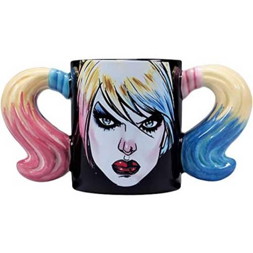 Tazza 3D Harley Quinn