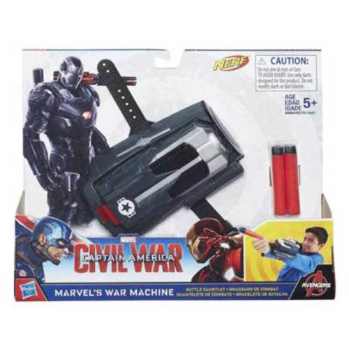 Accessorio Giocattolo Civil War Marvel War Machine
