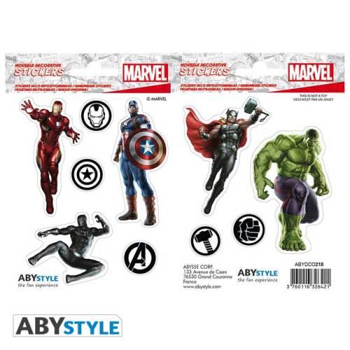 Adesivi Avengers Marvel