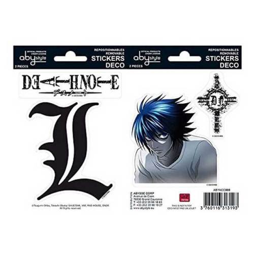 Adesivi Death Note