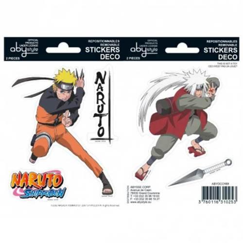 Adesivi Naruto
