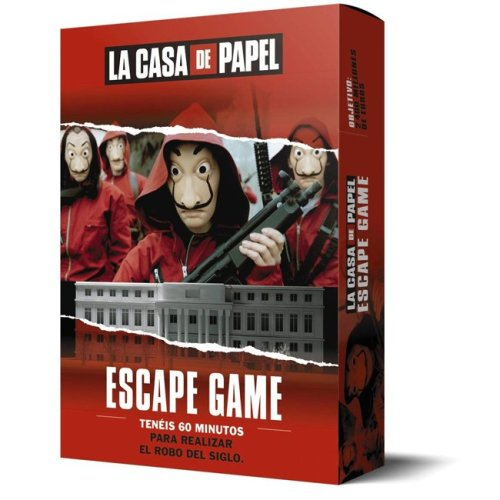 La Casa di Carta - Escape Game - Italiano