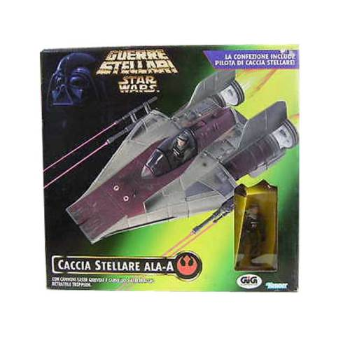 Star Wars Caccia Stellare Ala-A vintage
