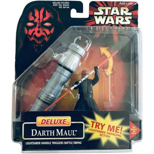 Star Wars Dart Maul Deluxe vintage