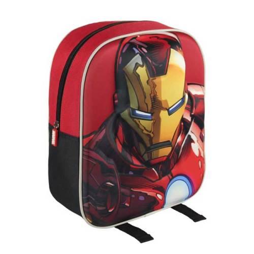 Zainetto 3D Iron Man Bimbo