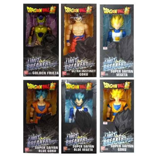Action Figures Dragon Ball Limit Breaker Series 30 cm