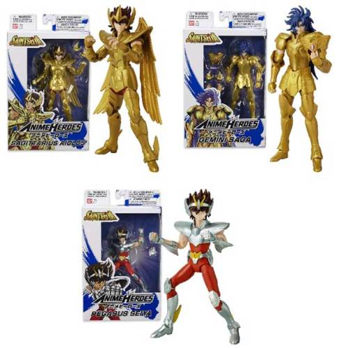 Action Figures Saint Seya Knights of the Zodiac