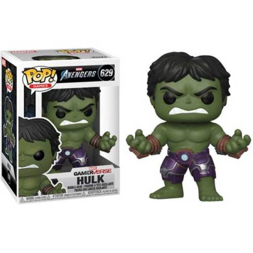 Funko POP Hulk 629 Game verse Marvel