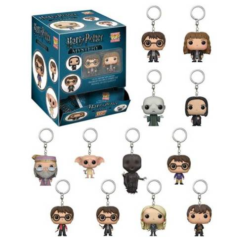 Pocket POP Keychain Mystery Portachiavi Harry Potter 5cm