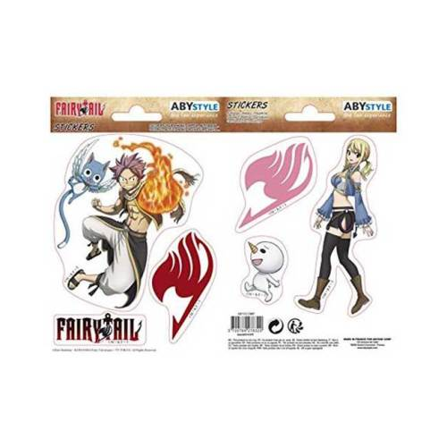 Stickers Adesivi Fairy Tail