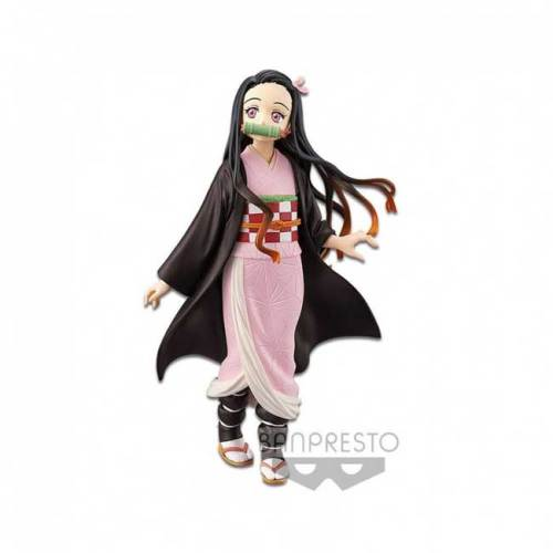 Figure Nezuko Kamado Demon Slayer Banpresto 15 cm