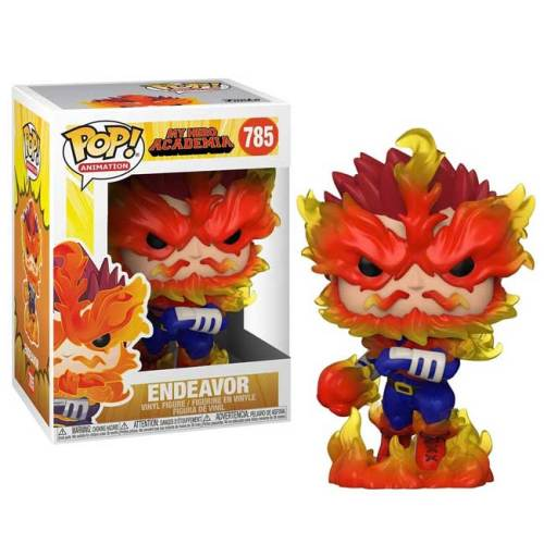 Funko Pop Eneavor My Hero Academia 785