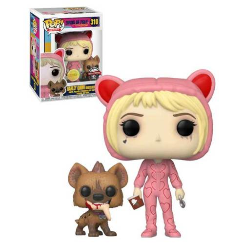 Funko Pop Harley Quinn Broken Hearted Special Edition Limited Games Academy Edition 310