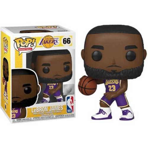 Funko Pop LeBron James 66 Lakers