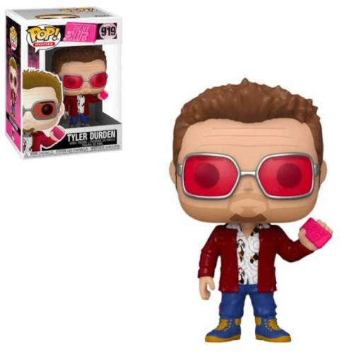 Funko pop Tyler Durden 919 Fight Club