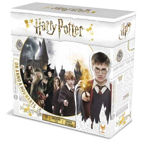 Un anno a Hogwarts Harry Potter