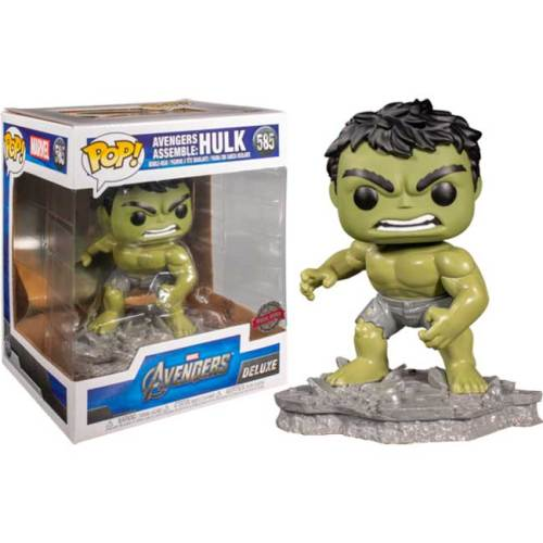Funko POP Hulk Assemble Special edition