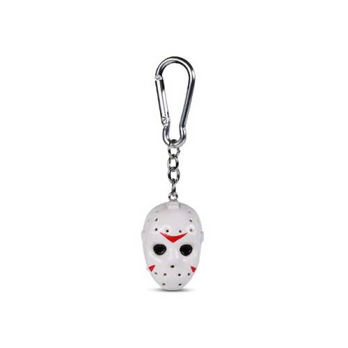Portachiavi Friday the 13th 3D keychain