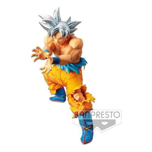 Figure Son Goku Ultra istino Kamehame-Ha DragonBall Super Banpresto 18cm