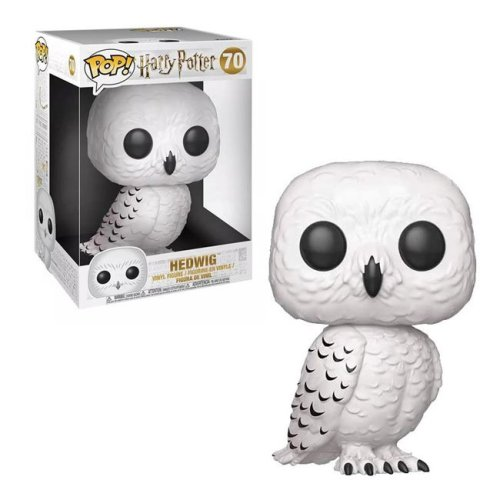 Funko Pop Hedwig Harry Potter 70 Super Sized 25 cm