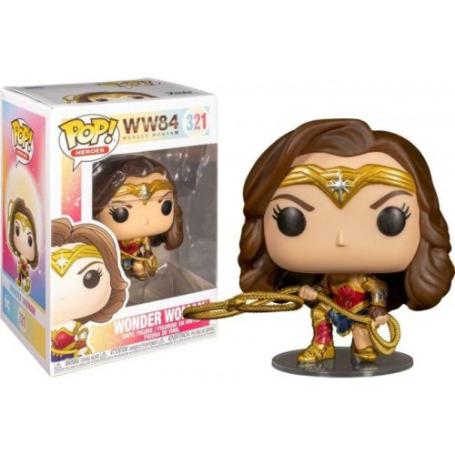 Funko Pop Wonder woman 321 ww84