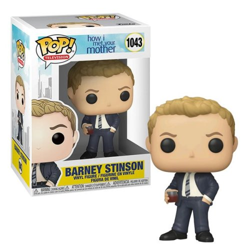 Funko pop Barney Stinson 1043 How i met your Mother