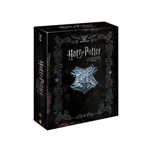 Harry Potter 1-8 limited edition Blu Ray Collezione completa 8 film