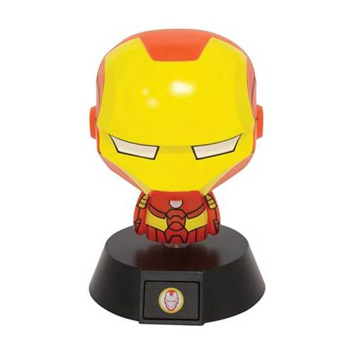 Lampada Iron Man
