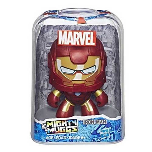 Mighty Muggs Iron Man Hasbro