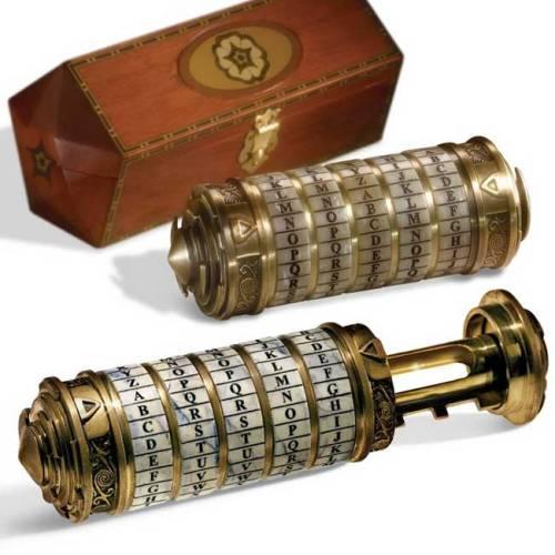 Replica Criptex Il codice Da Vinci