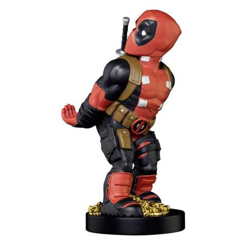 Supporto controller Marvel Deadpool figura intera 20 cm