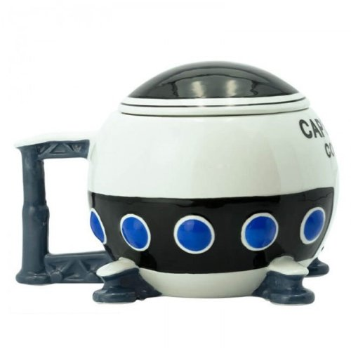 Tazza 3D Capsule corp. Dragon Ball