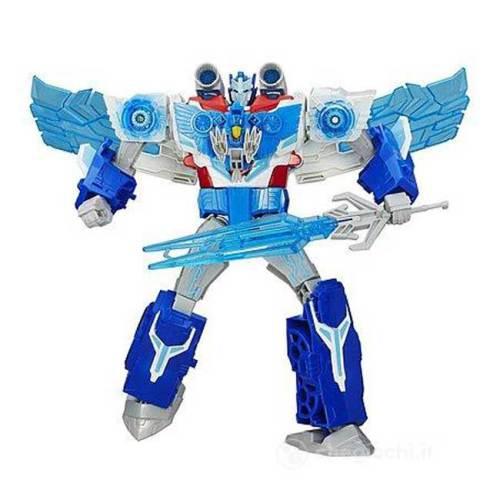 Transformers Power Surge Optimus Prime con luci e suoni Hasbro
