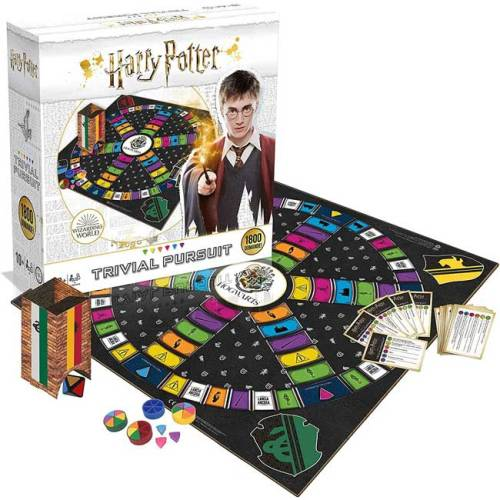 Trivial pursuit Harry Potter 1800 domande versione Italiana