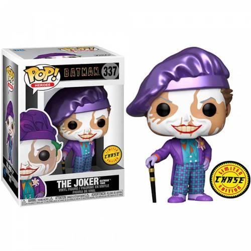 Funko Pop The Joker Batman 337 Chase