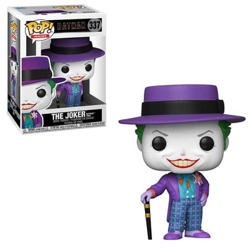 Funko Pop The Joker Batman 337