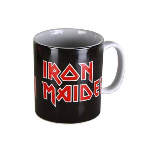 Tazza logo Iron Maiden