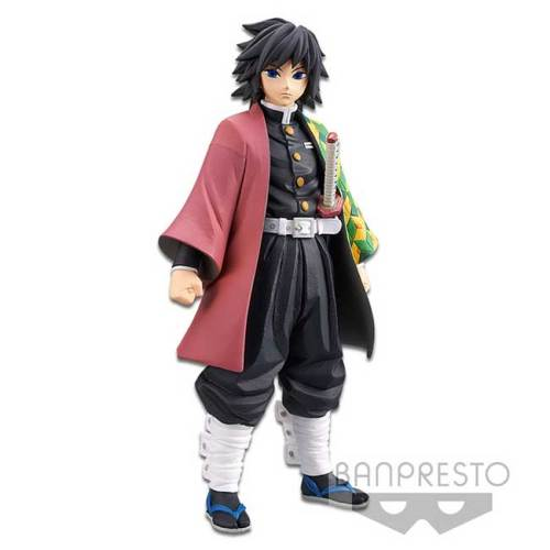 Figure Giyu Tomioka Demon slayer Banpresto