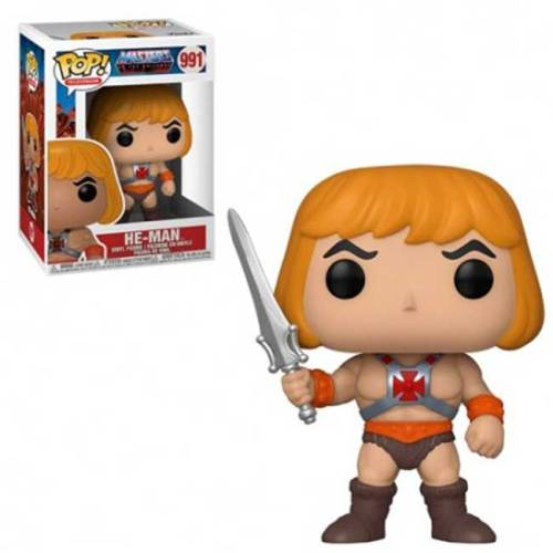 Funko Pop He-Man Master of the Universe 991