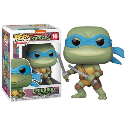 Funko Pop Leonardo Teenage Mutant Ninja Turtles 16