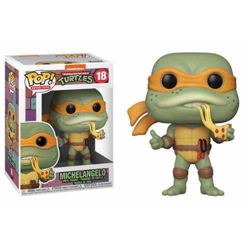 Funko Pop MichelangeloTeenage Mutant Ninja Turtles 18