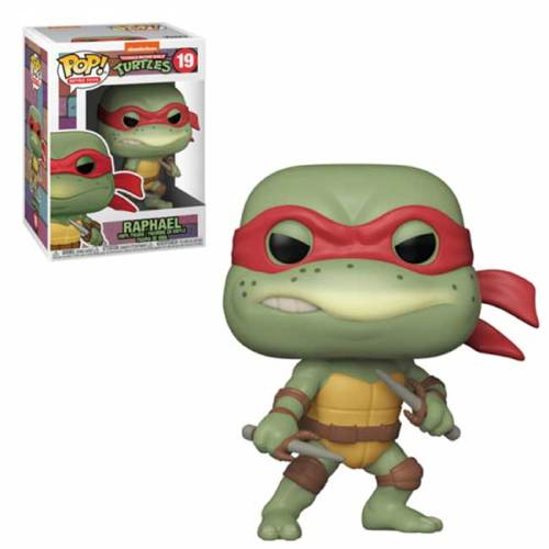 Funko Pop Raphael Teenage Mutant Ninja Turtles 19