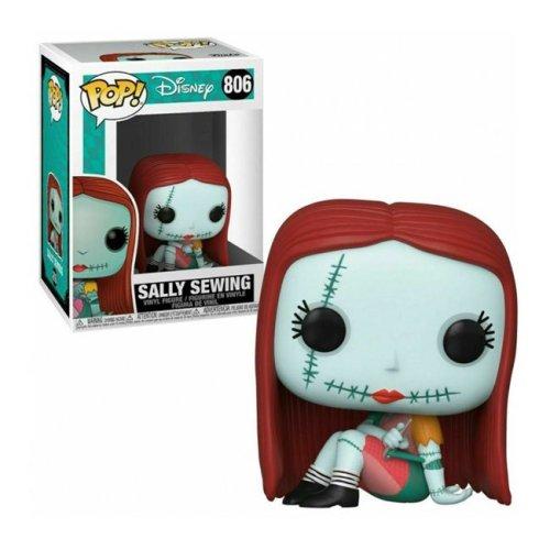 Funko Pop Sally Sewing Disney 806 The Nightmare Before Christmas