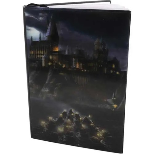 Notebook 3D castello di Hogwarts Harry Potter